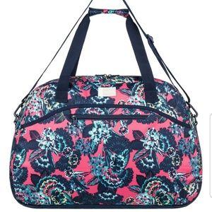 Roxy Too Far Duffle Travel Bag